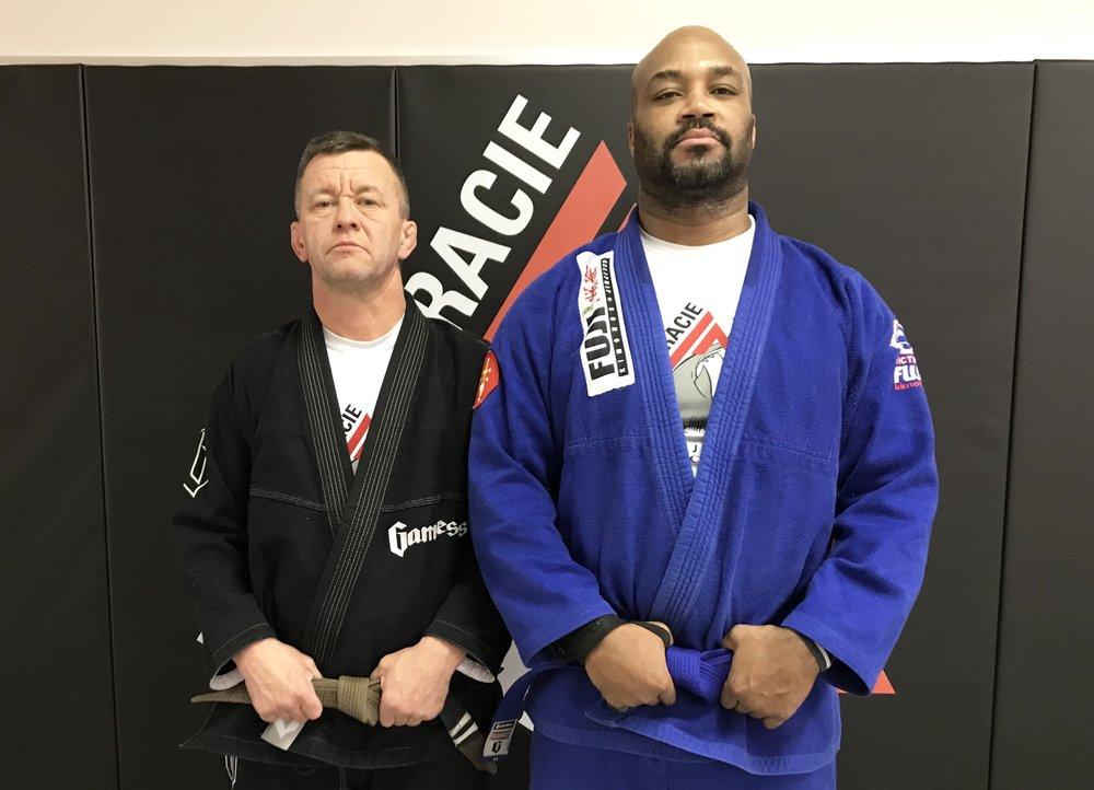 John Trammell & Coach Daniel
