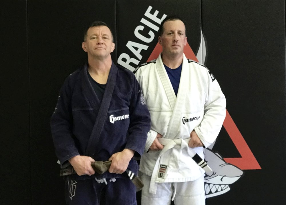 Coach Daniel & Mike