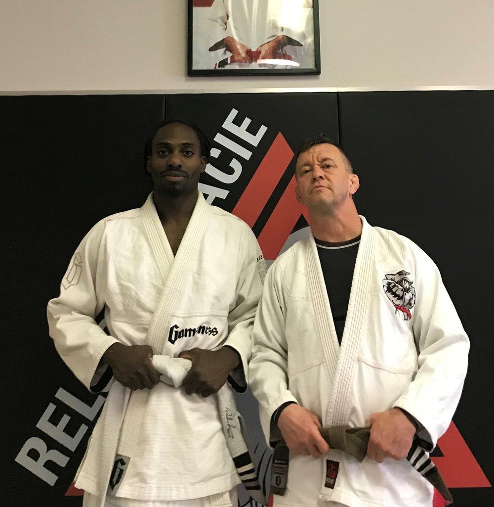 Osei & Coach Daniel