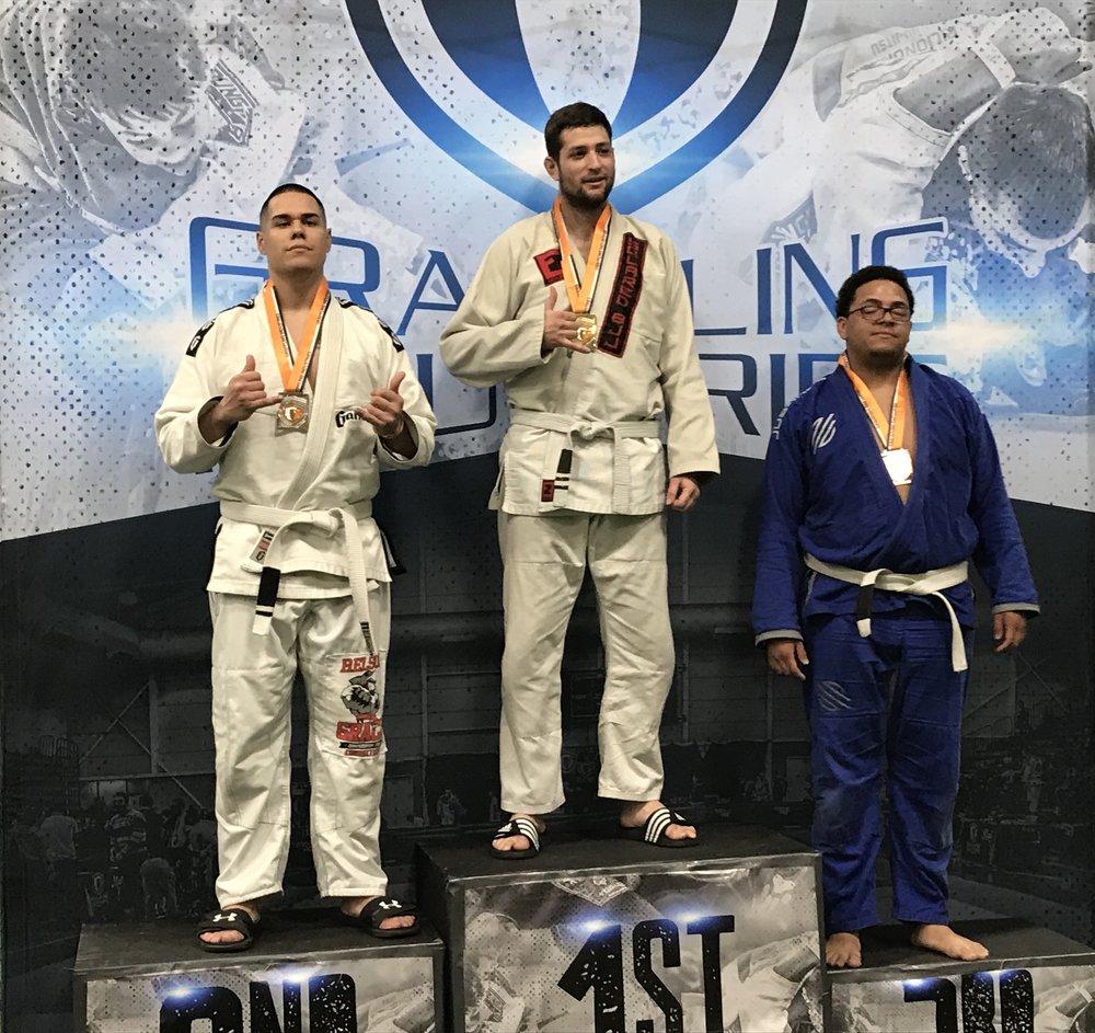 Daniel, 2nd place (Gi)