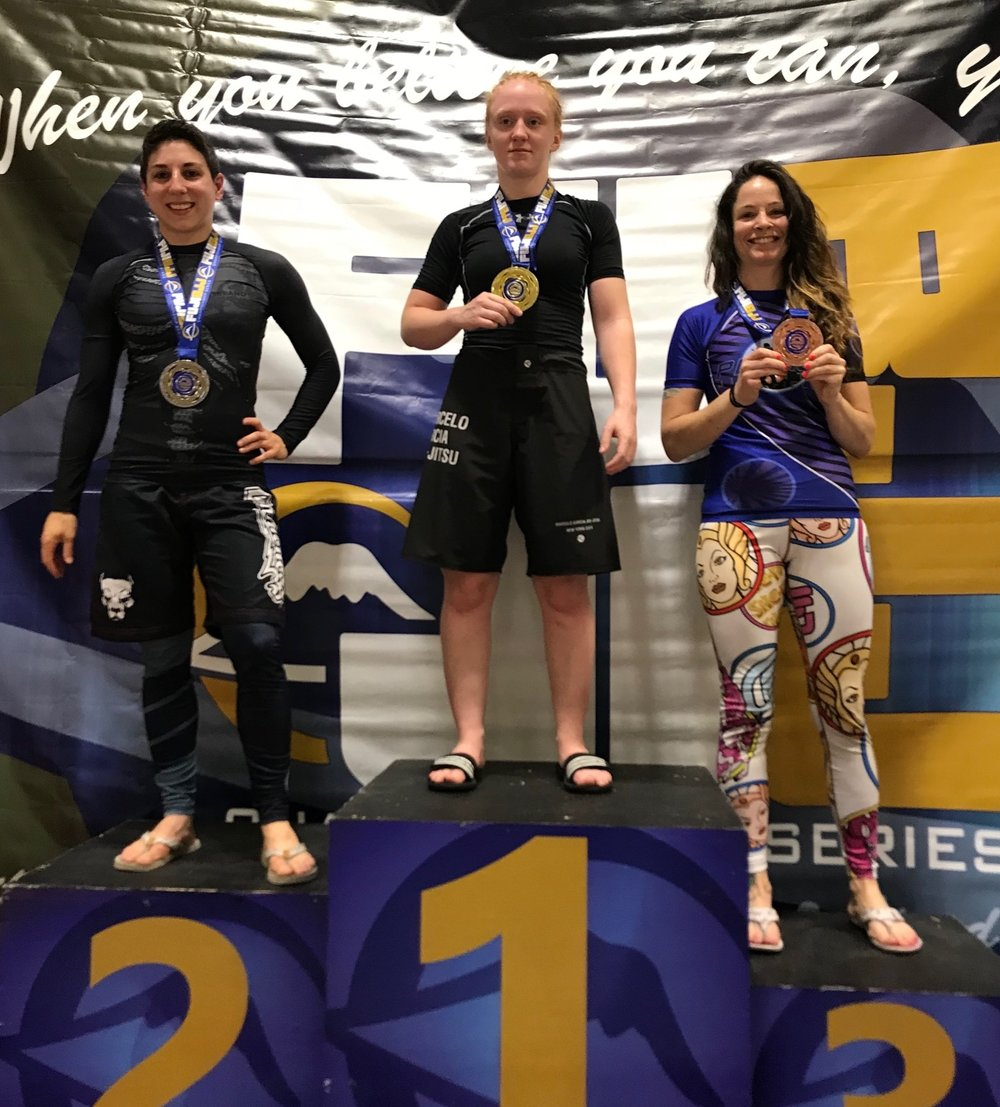 Danielle - 2nd place, no-gi