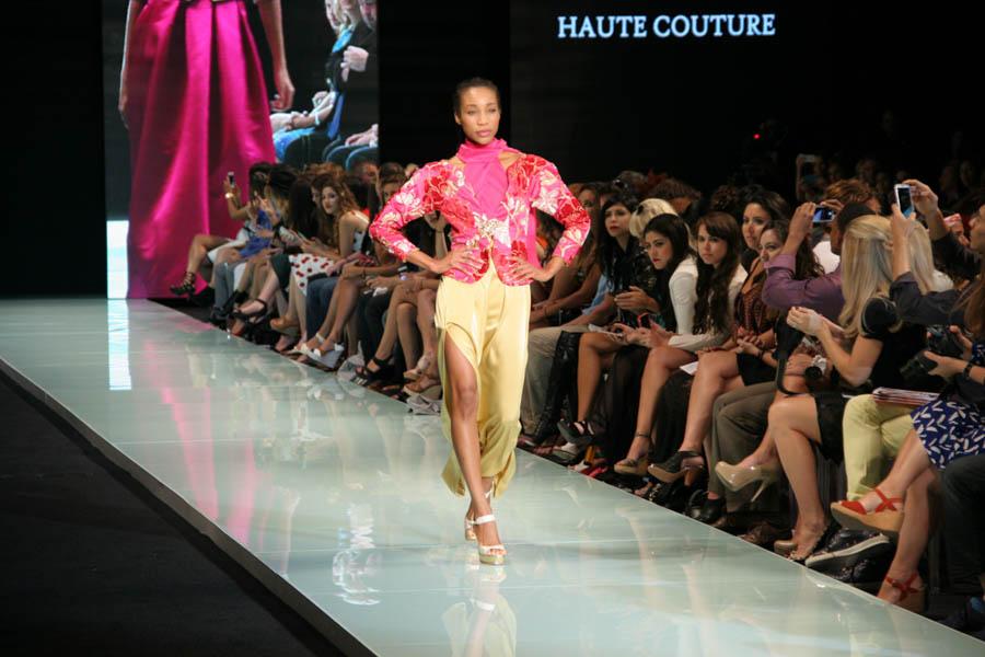 Mirage Bridal Couture Runway Photos