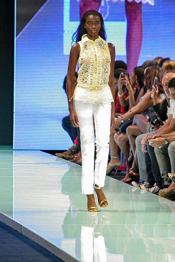 Samy Gicherman Miami Fashion Week Runway Photos