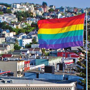 rainbow-flag-with-houses-beyond-3insquare.jpg