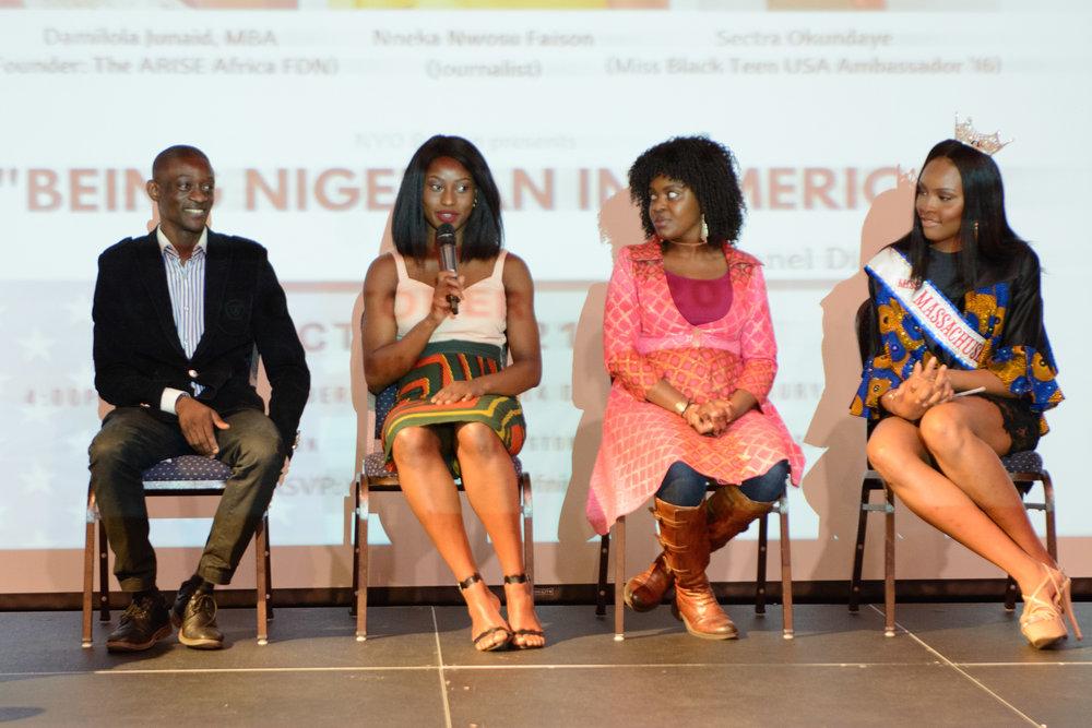 The taste of nigeria - PHOTOS