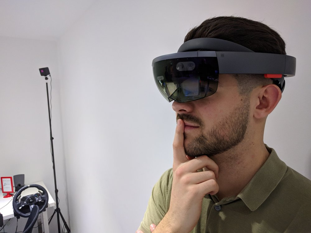 Design thoughts whilst using the hololens....Design thoughts whilst using the hololens....