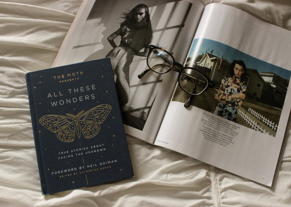 the moth presents: all these wonders