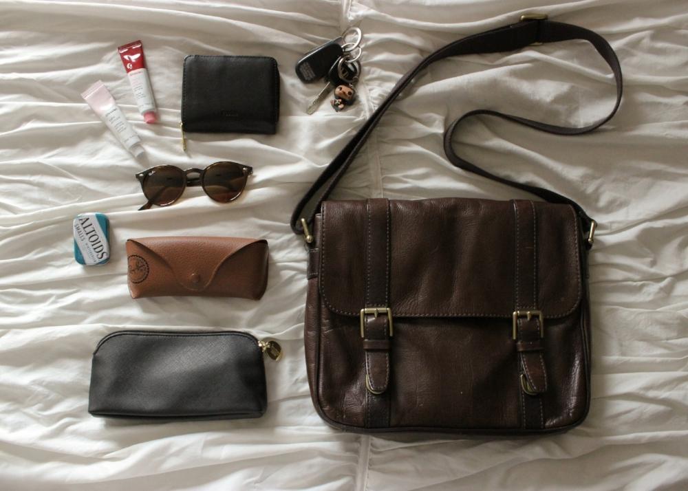 workbag essentials