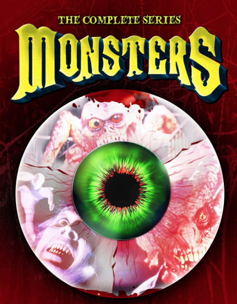 Watch Monsters free on Amazon Prime