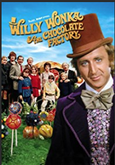 Rent Willy Wonka on Amazon.