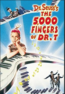 Rent 5000 Fingers of Dr. T on Amazon.
