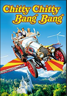 Rent Chitty Chitty Bang Bang on Amazon.