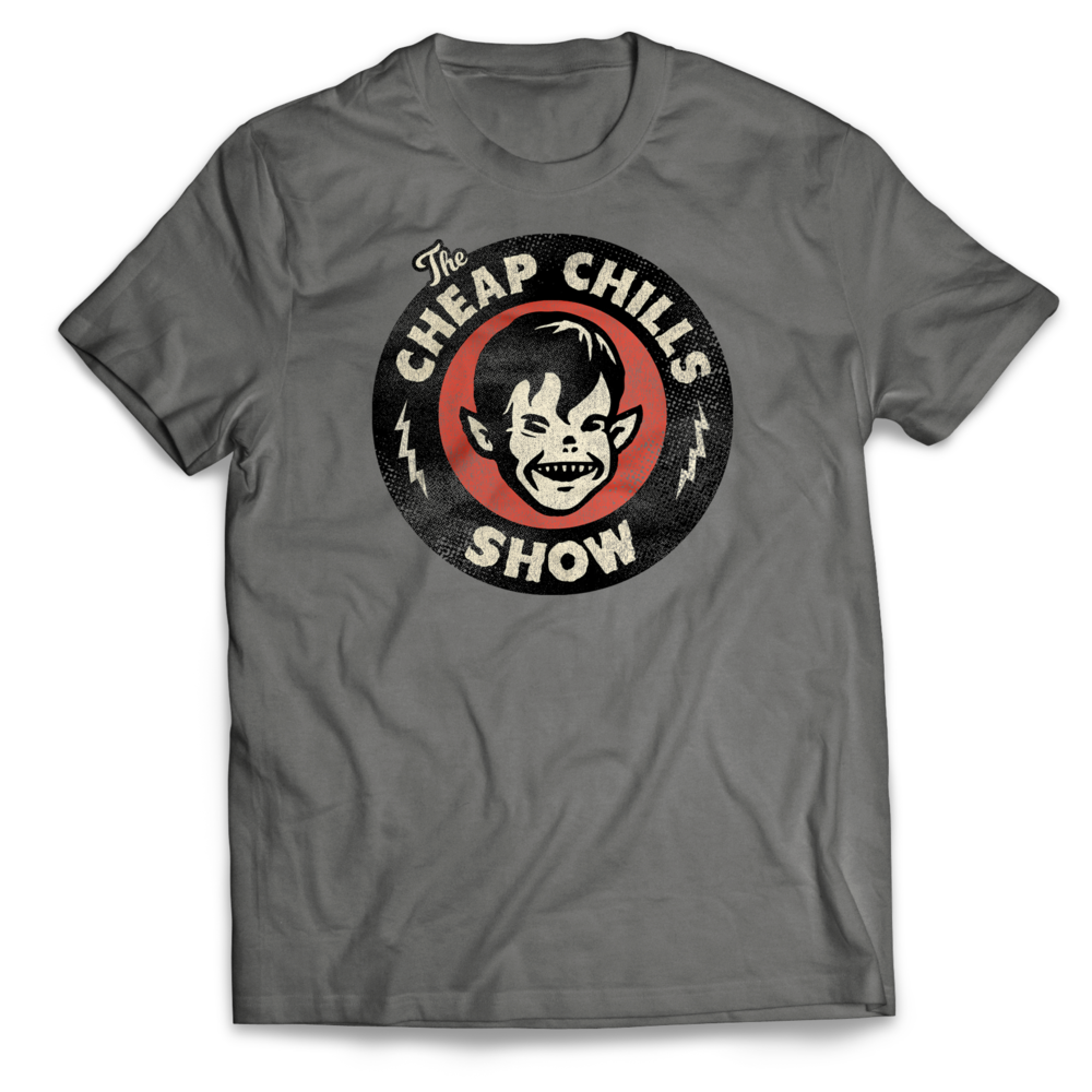 Cheap Chills Show Official Logo T-shirt - Get it on Amazon.com