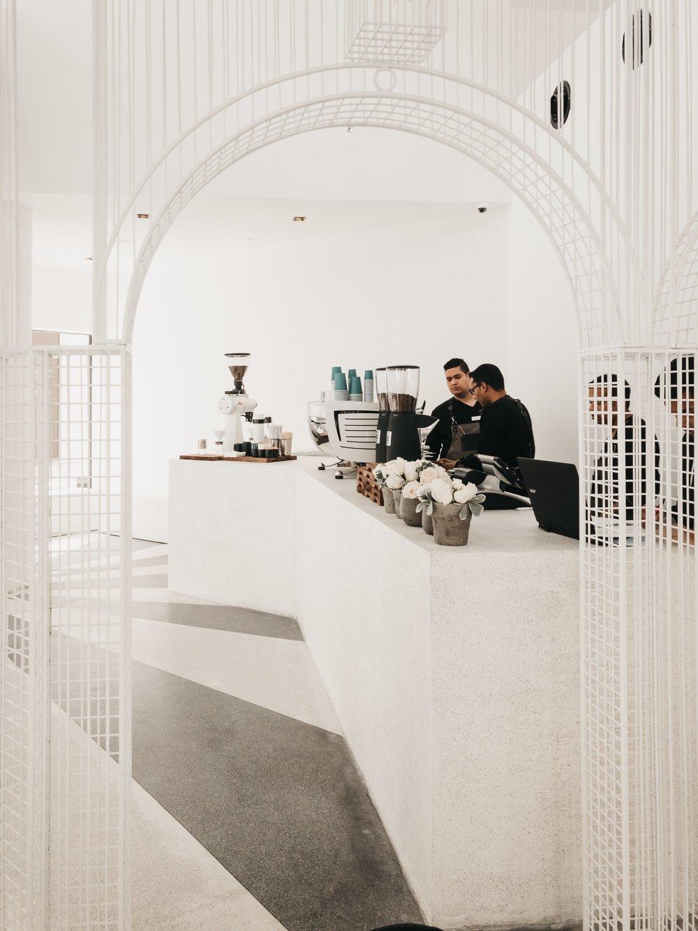 Q Coffee Bar