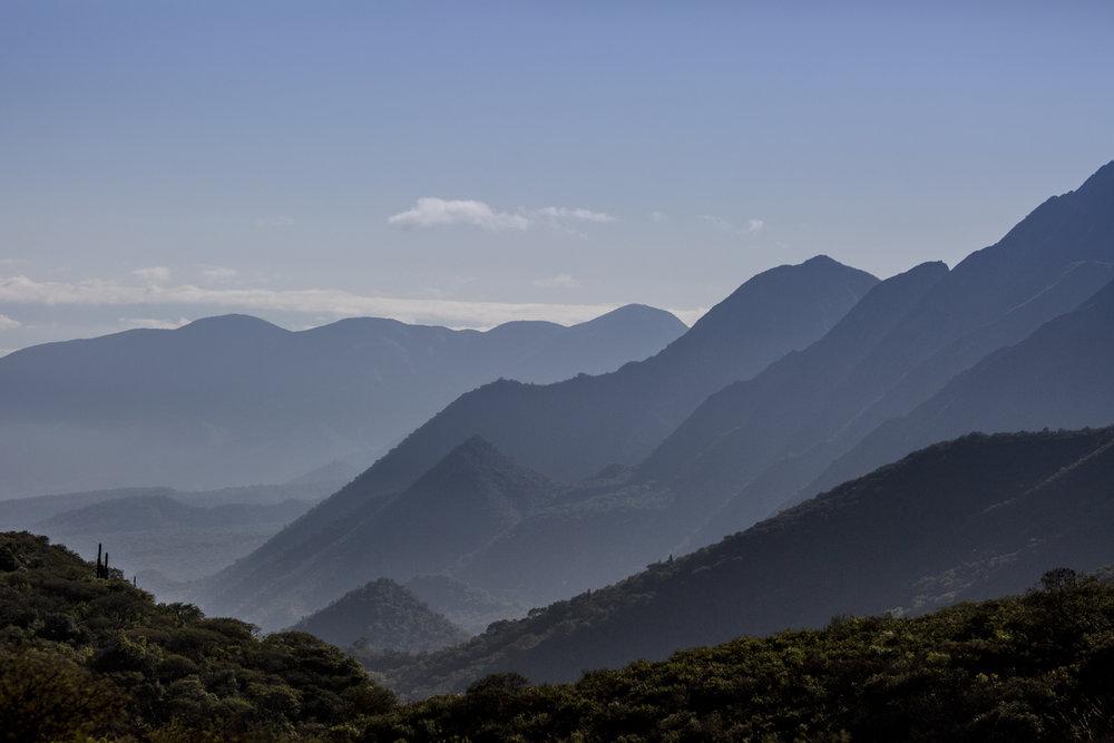 Mountains of Condor Valley