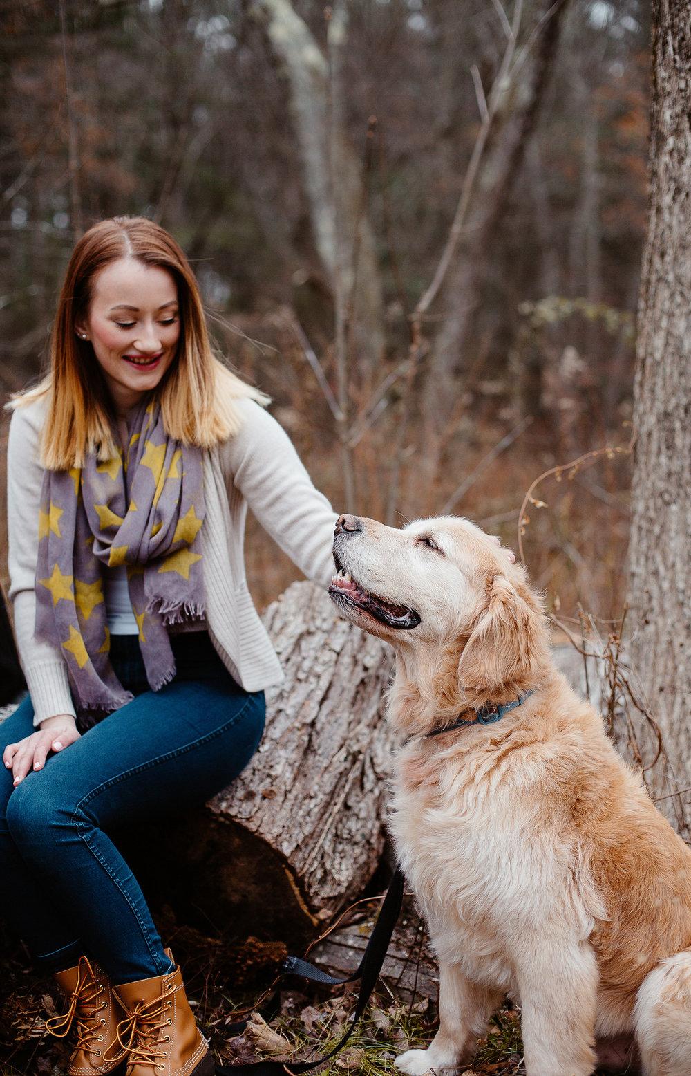 Joy Uyeno Greater Boston family photography Acton teenage photo session with dogs