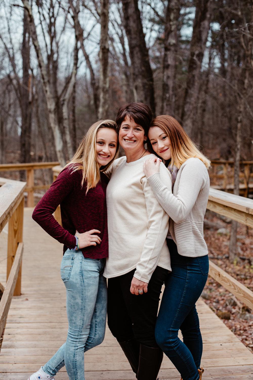 Joy Uyeno Greater Boston family photography Acton family with teenage girls