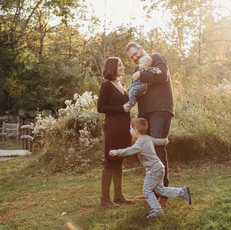 Boston family photographer | How to get everyone in the family excited about your photo shoot