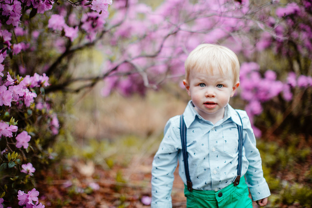 Spring is nearly here! Boston family photographer Joy LeDuc has opened up springtime sessions just in time for Mother's Day.