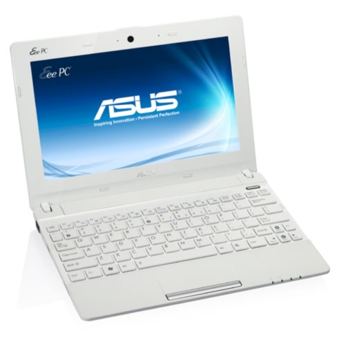 The Asus Eee PC 700 Series, circa 2008