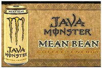 java monster mean bean energy drink