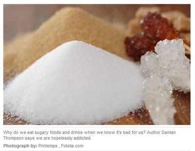 are you addicted to sugar?