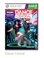 xbox kinect dance central