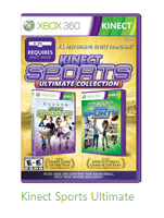 xbox kinect sports