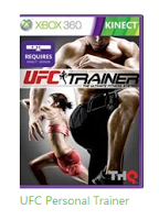 xbox kinect ufc trainer