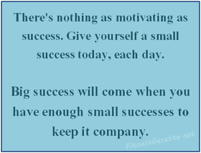 affirmation - Big Success - fitnessgazette.net