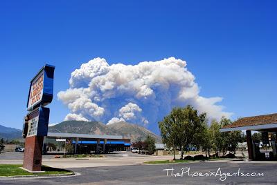 Flagstaff Wildfire