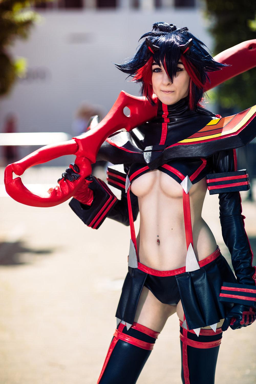 Ryuko Kill La Kill Cosplay
