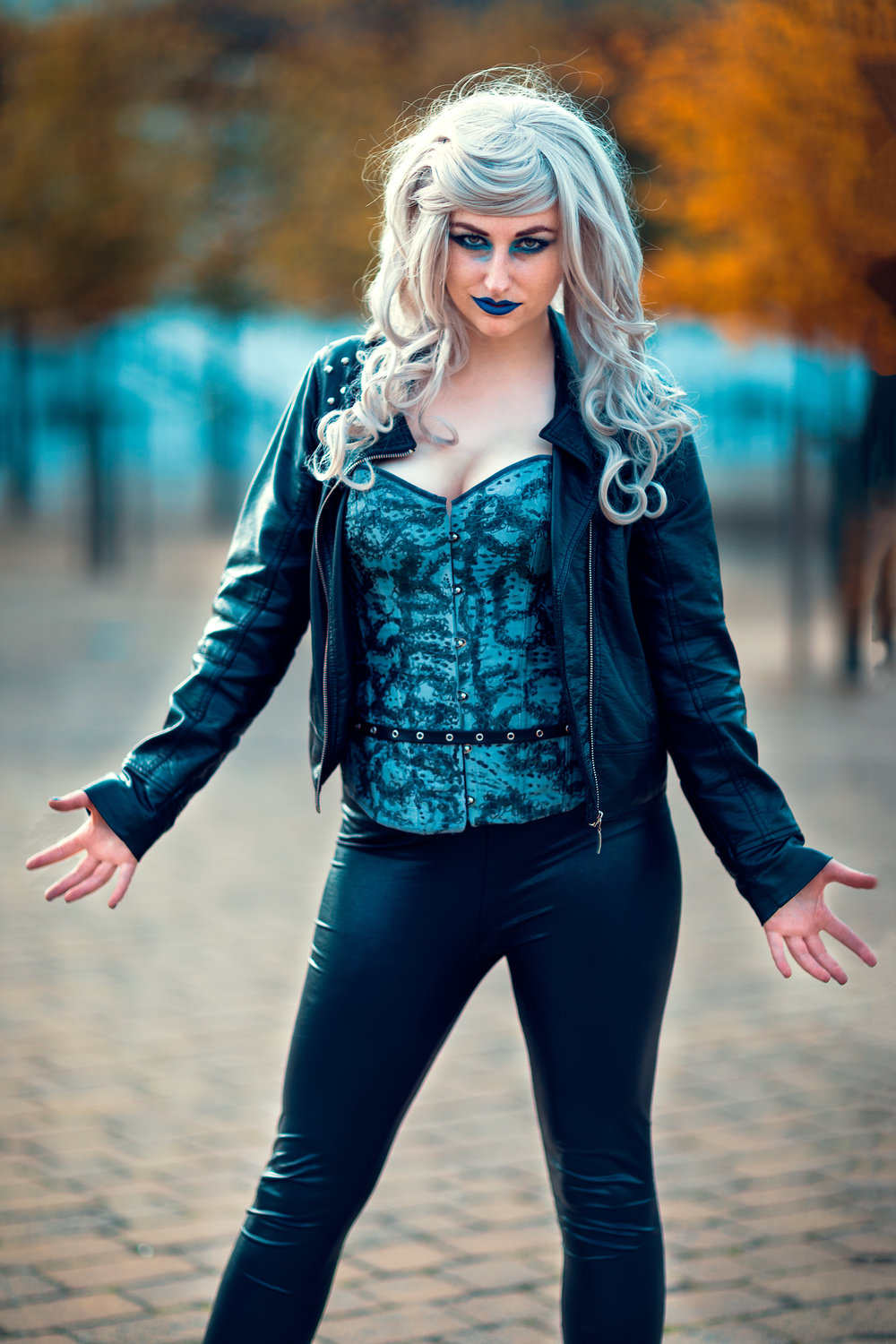 Killer Frost Cosplay