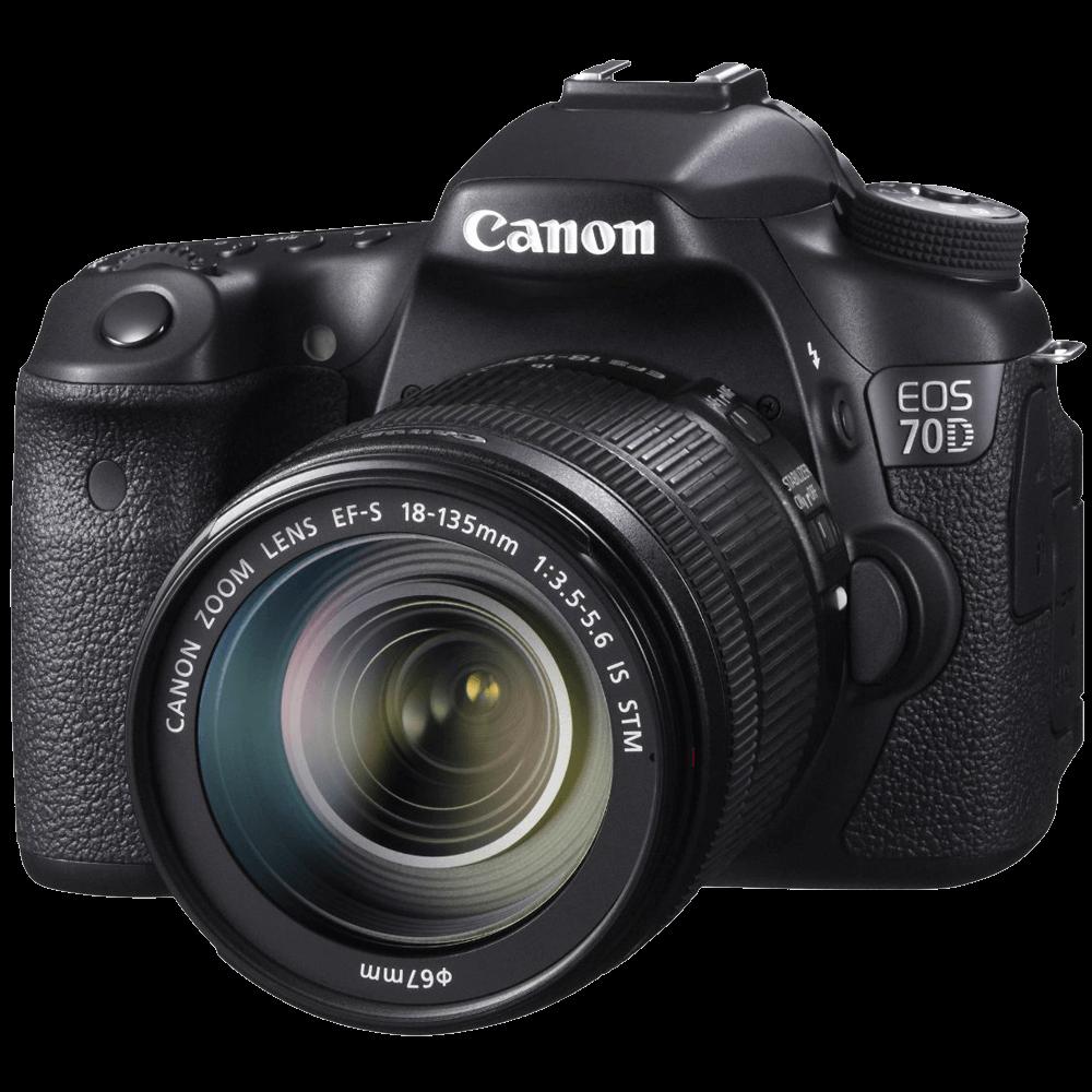 Canon 70D DSLR
