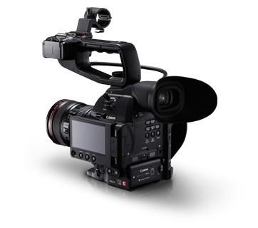 Canon C100 MKII. Added to our kit list in 2015.