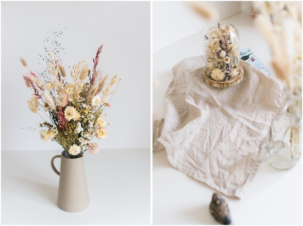 Floral details from a parisian workshop