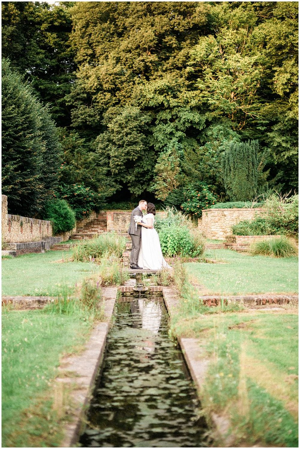 Couple session at chateau de mauvieres