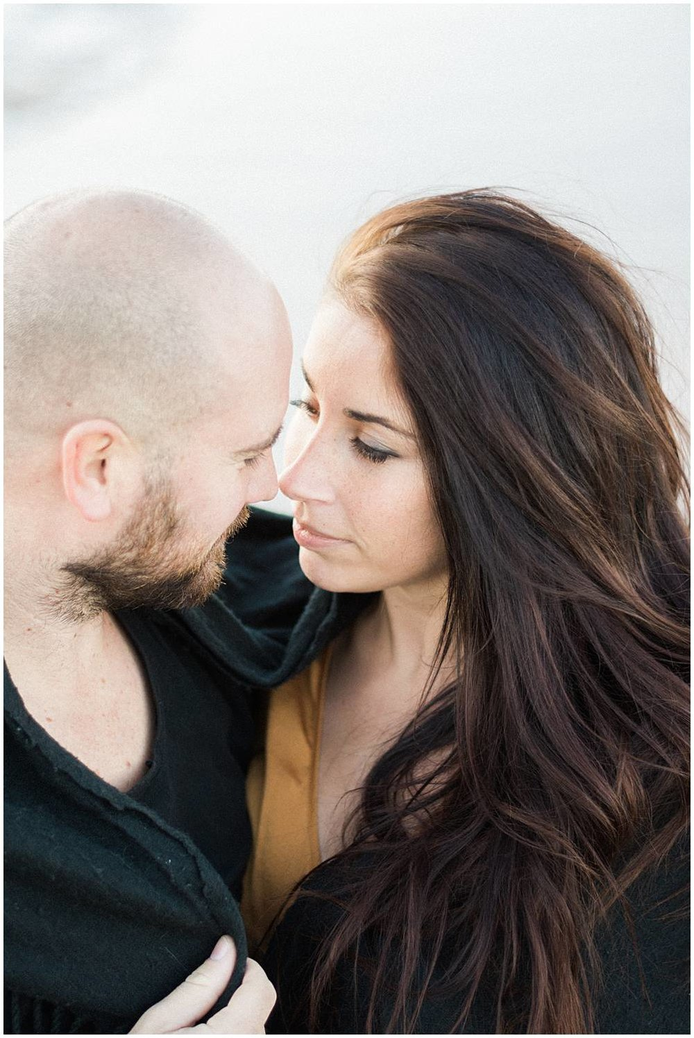 Engagement session in French riviera