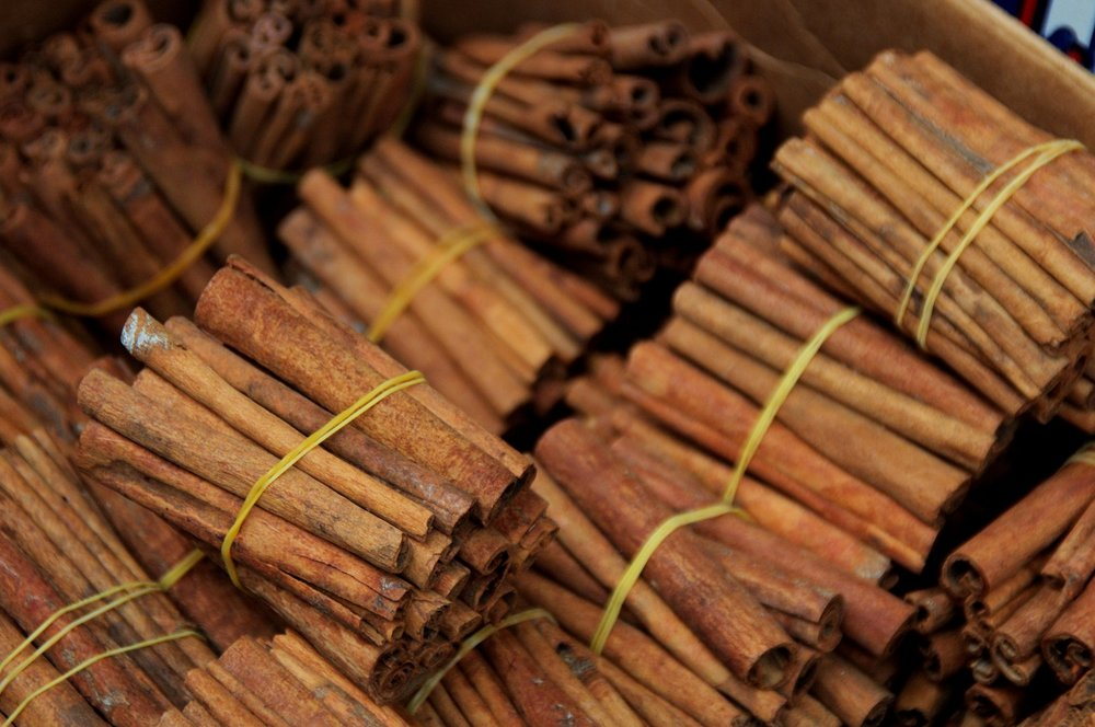 Who knew that cinnamon could enhance creativity?