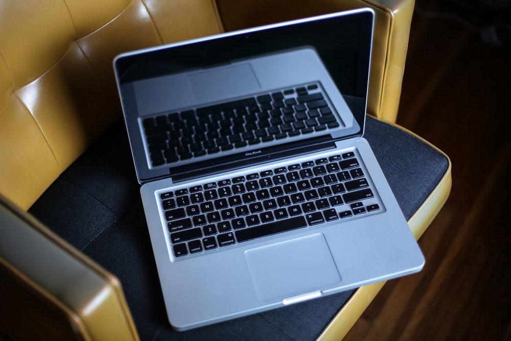 Since 2008. - Apple Mac & iPhone repair.