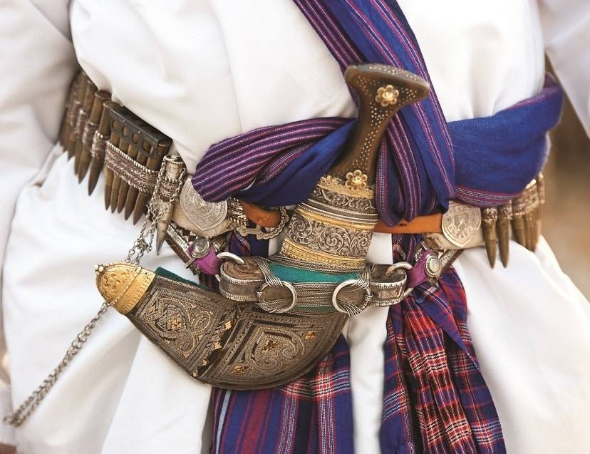 Scots in Oman Itinerary PDF
