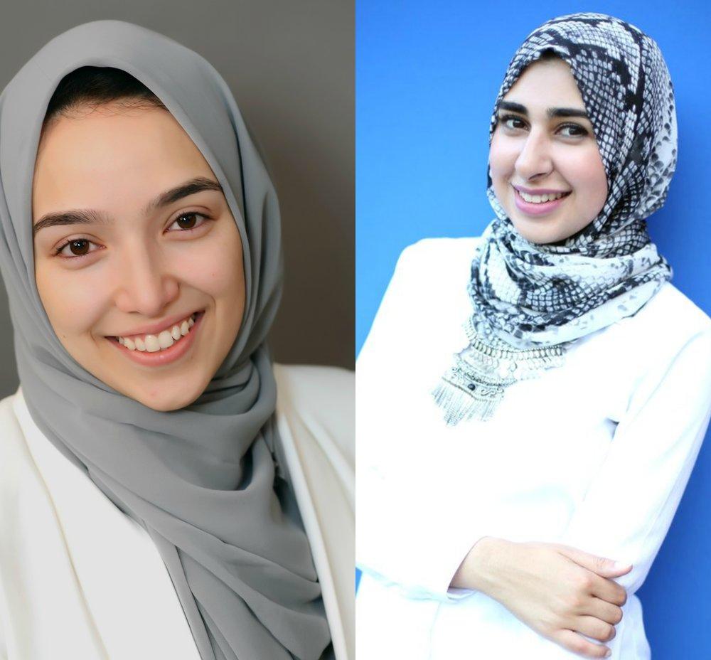 Layali Webzine: Omama Altaleb & Rawan Elbaba