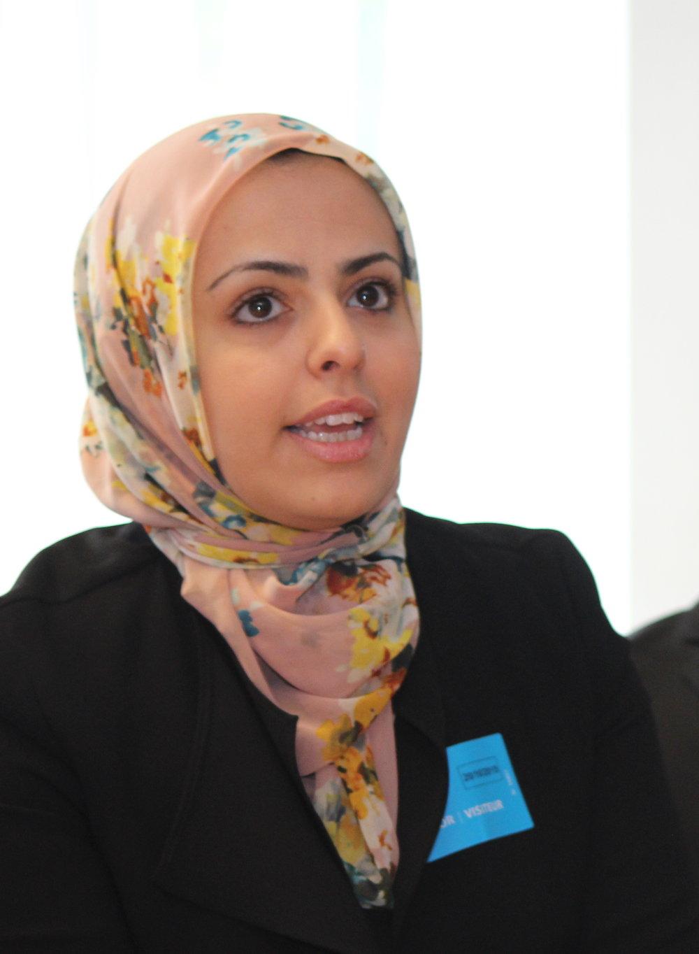 Moderator: Hanaa Soltan