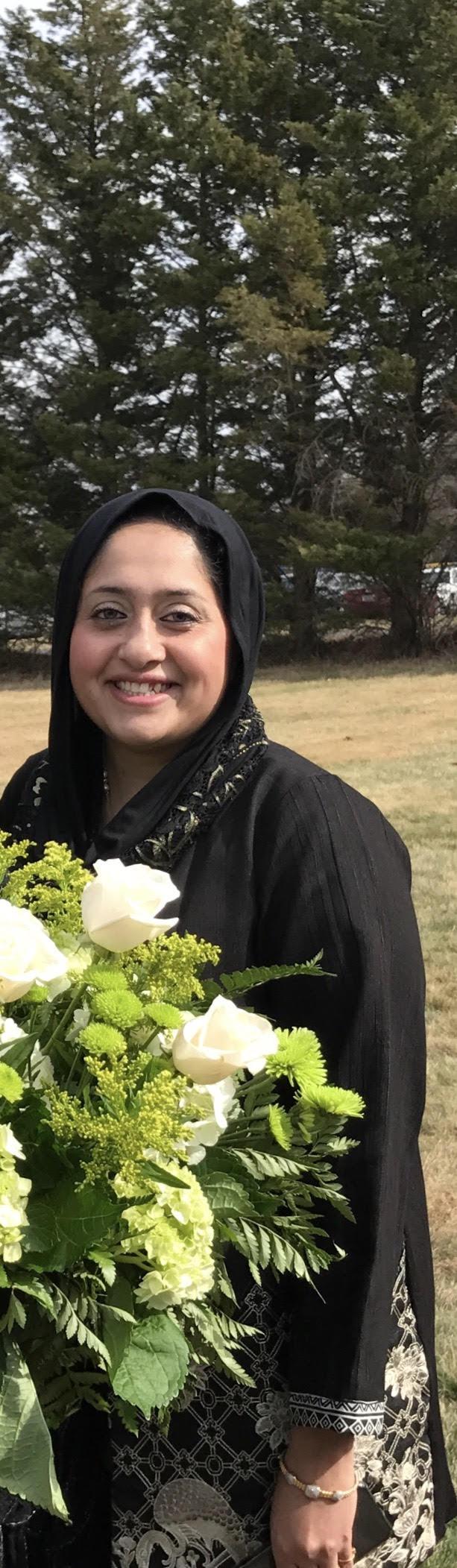 Dignity Memorial: Kiran Yasin