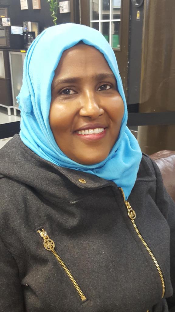 Dr. Safia Mahamud