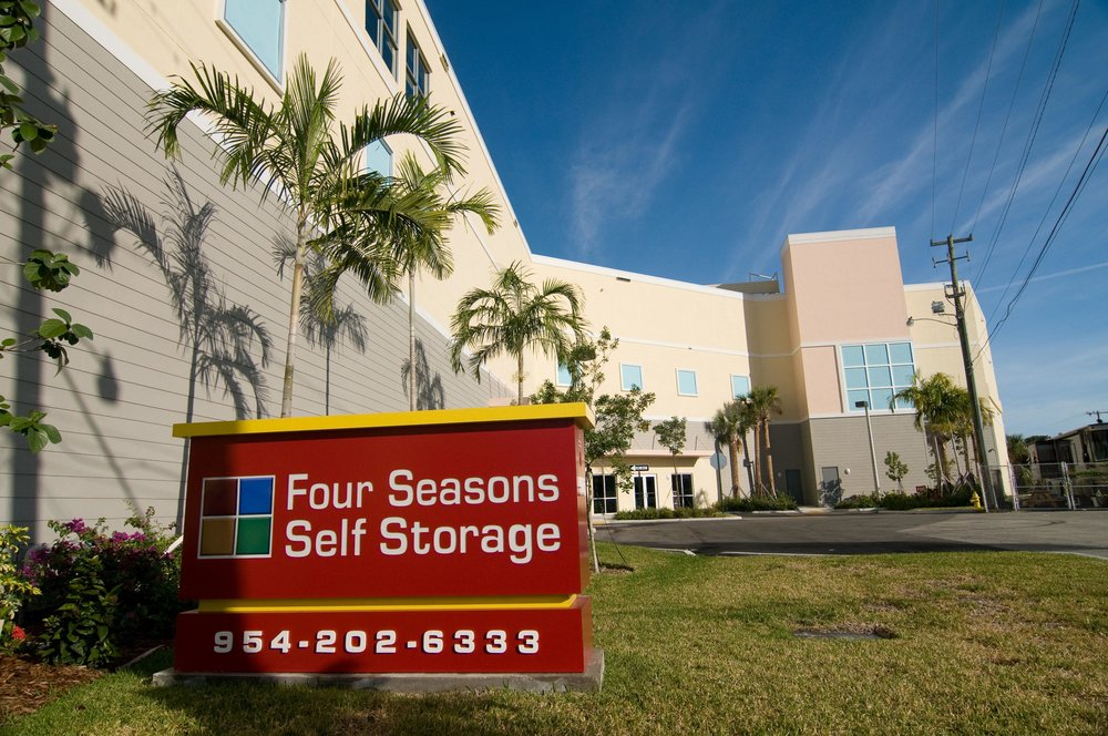 Four Seasons Self Storage Project