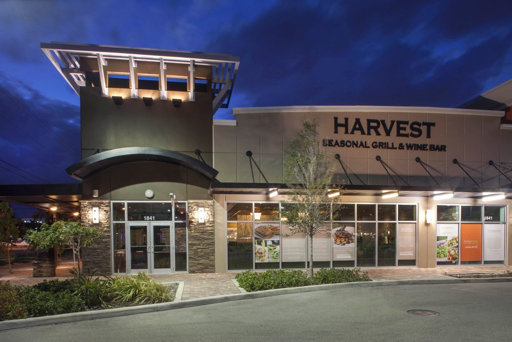 Harvest Seasonal Grill & Wine Bar