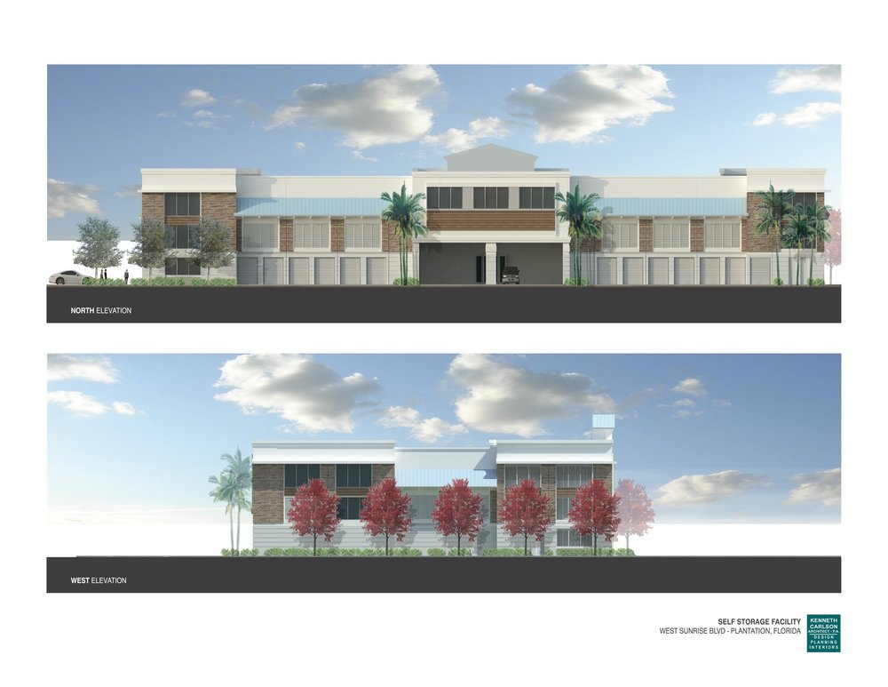 Breaking ground this week... Preferred Storage Facility - November 9, 2017 - DC Construction Associates, Inc. is breaking ground this week on a new 101,553 SF self-storage facility at 4501 West Sunrise Boulevard in Plantation. This new three-story facility will be tilt wall construction. More details to follow...
