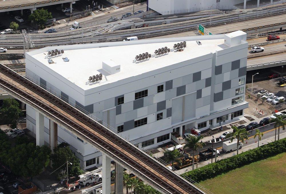 Banner Downtown Miami Self Storage