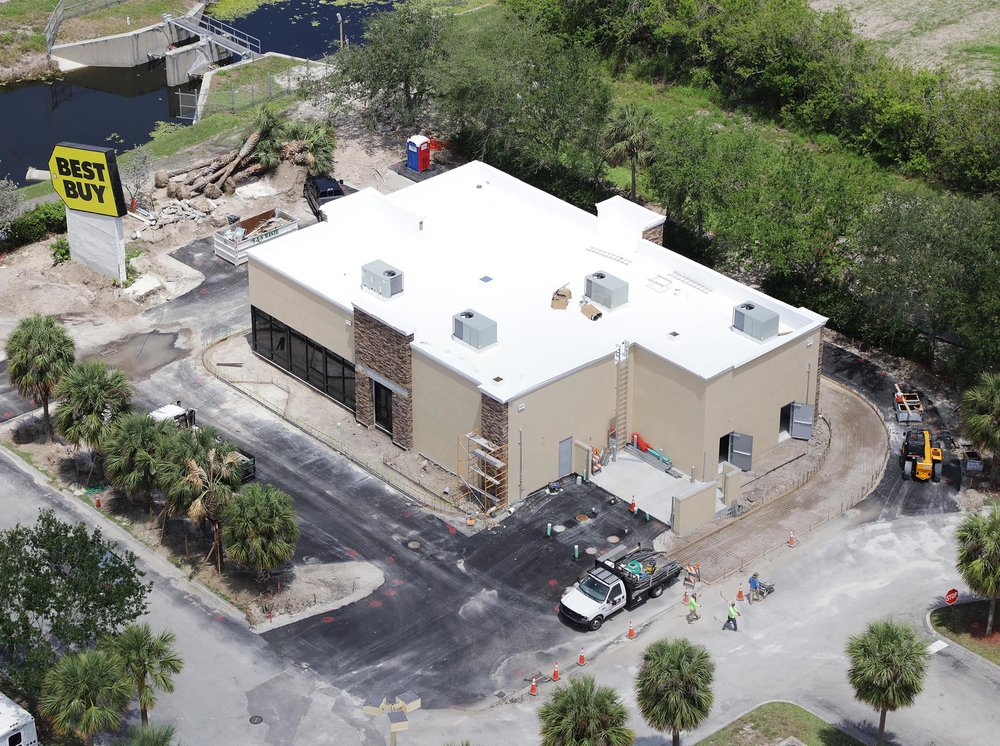 Another project nearing final completion forDC Construction Associates, Inc. - Shadowood Square, Retail BuildingThis 4,432 SF retail shell building at the corner of State Road 7 and Glades Road in Boca Raton is nearing final completion. Dave Connor leads the team as Project Executive; followed by Chris Ricci as Project Manager; and Jakub Debiec as the Field Superintendent. Congratulations team!! - May 9, 2018